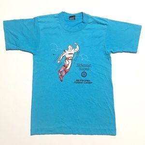 1980s ScreenStars Superhero VtG Shirt